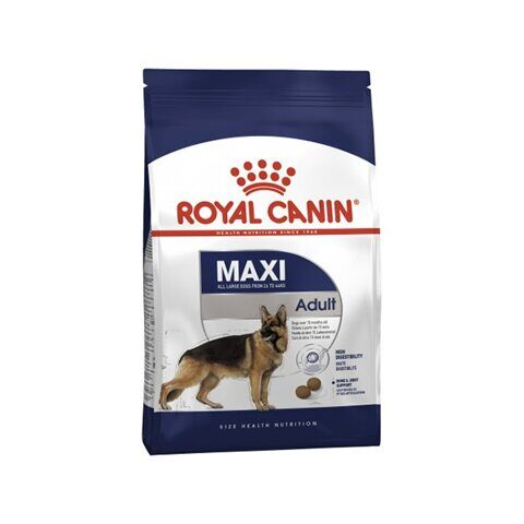 Royal Canin Maxi Adult сухой корм для собак от 15 месяцев до 5 лет, 3 кг